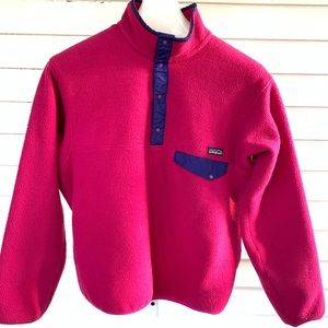 Patagonia Snap-T Pullover Synchilla Fleece